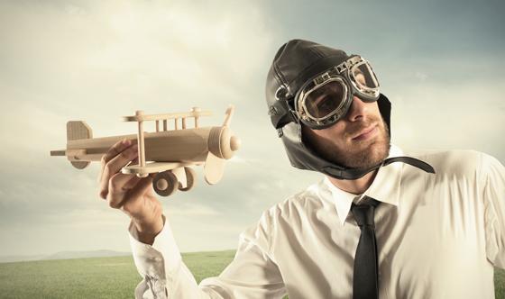 Desenvolver e fazer seu projeto decolar